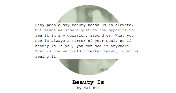 beautyIS-seymourMAGAZINE